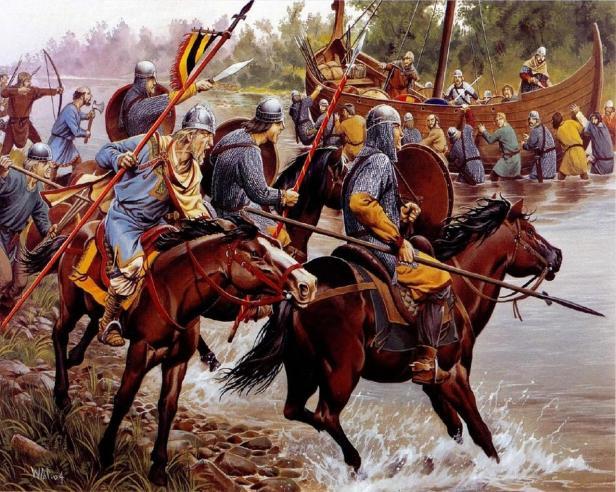 Frankish army, 5th century