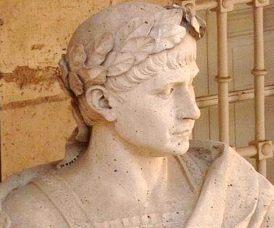 Statue of Emperor Theodosius I (r. 379-395)