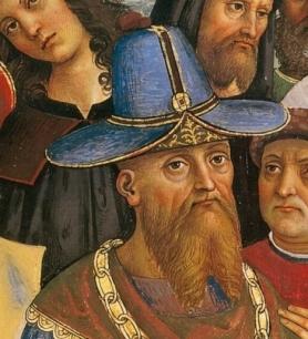 Thomas Palaiologos, Despot of the Morea (1428-1460), son of Manuel II