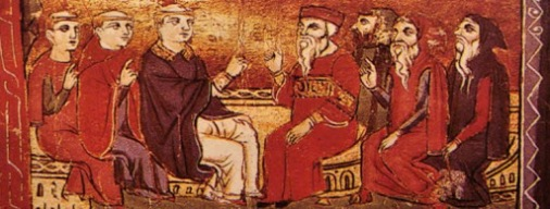 Eastern (right) and Western (left) Church Schism, 1054