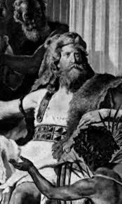 Alaric I, King of the Visigoths (r. 395-410)
