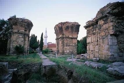 Remains of Byzantine Philadelphia, Asia Minor