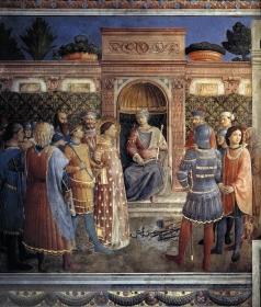 Valerian and Shapur I, 260