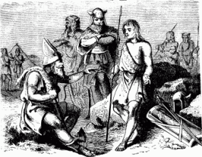 Goths at the Battle of Naissus, 268