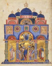 Church of the Holy Apostles, Constantinople, burial site of the Byzantine emperors