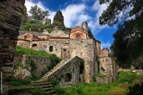 Byzantine Sparta, origin place of Theophano's family