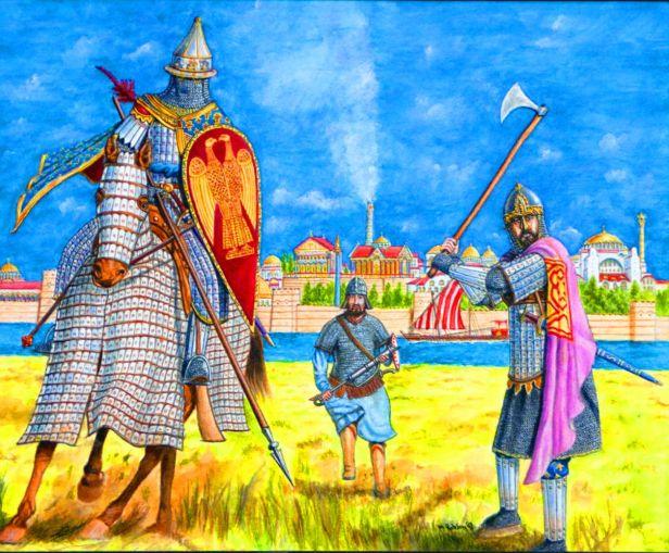 Byzantine Thematic army