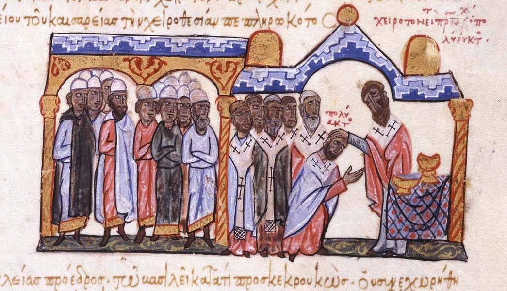 Consecration_of_Patriarch_Polyeuctus