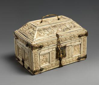 Byzantine ivory box sample