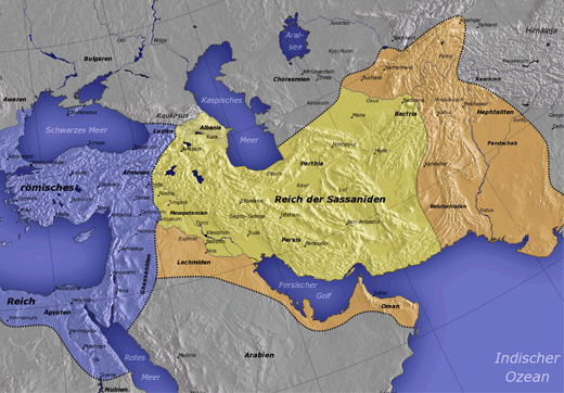 sassanid-empire