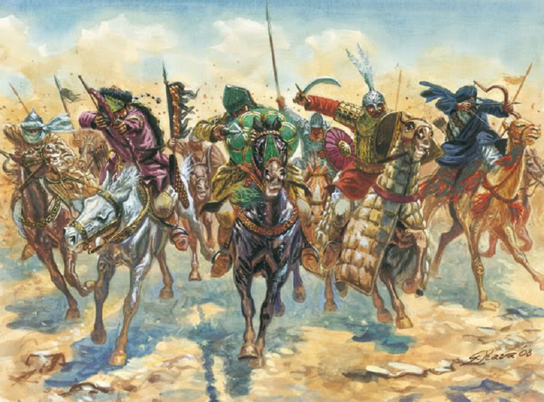 Arab Warriors 7th century