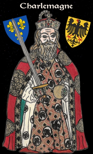 Charlemagne, King and Emperor of the Franks