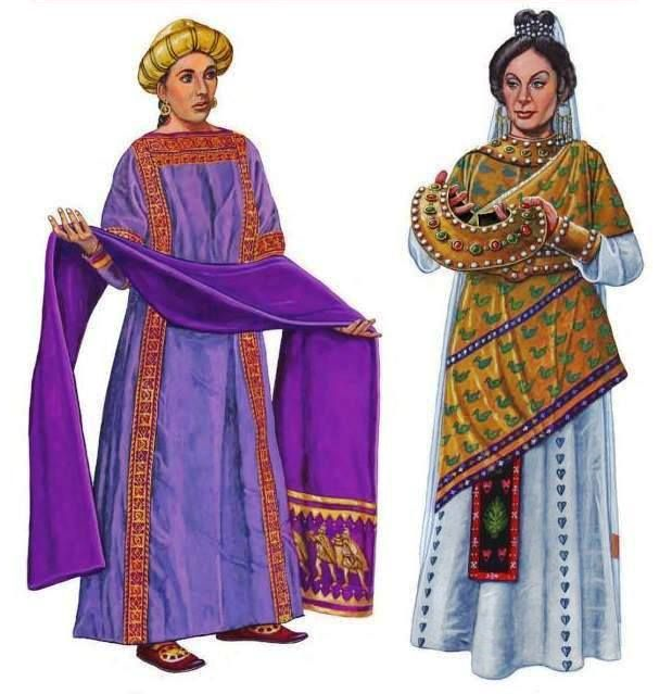 ladies-of-the-imperial-court-of-the-6th-century