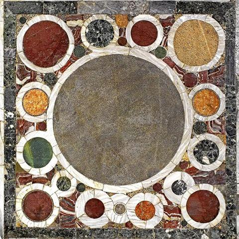 Omphalion-the-place-where-Byzantine-emperors-have-been-crowned-in-HagiaSophia.-Byzantium-was-sometimes-described-as-being-the-navel-of-the-world