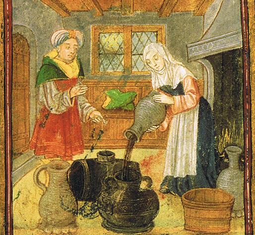 women-warming-wine