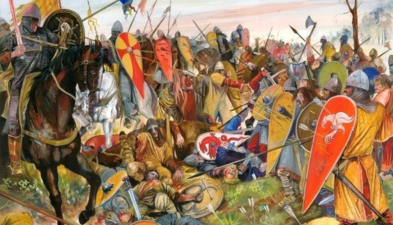 12-facts-battle-of-hastings-1
