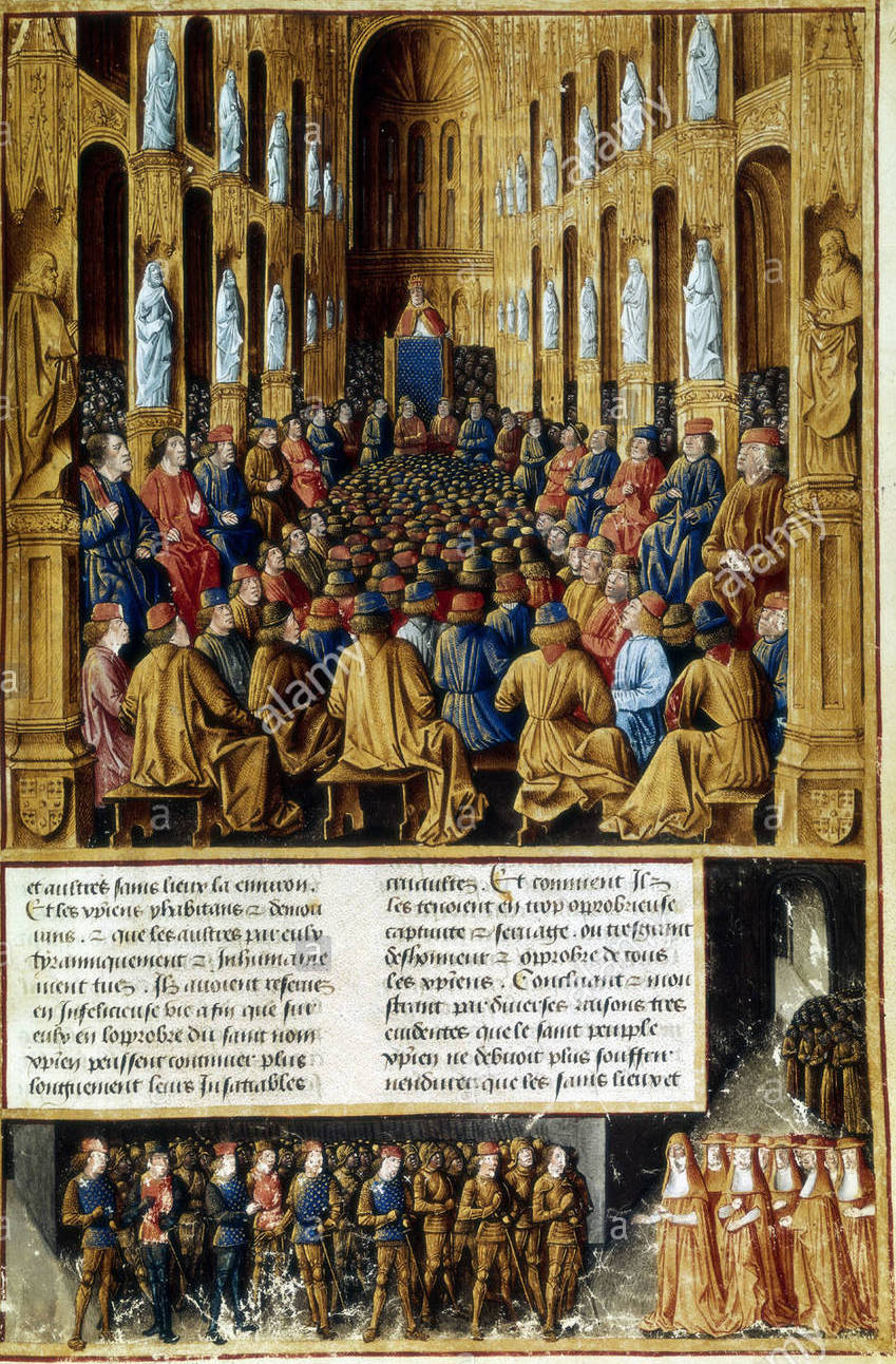 pope-urban-ii-presiding-over-the-council-of-clermont-france-1095-c1490-AJ7XYD
