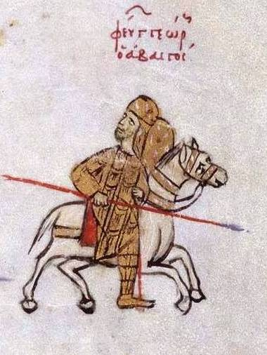 Skylitzes.George_I_of_Georgia_(Basil_II_vs_Georgians-2)