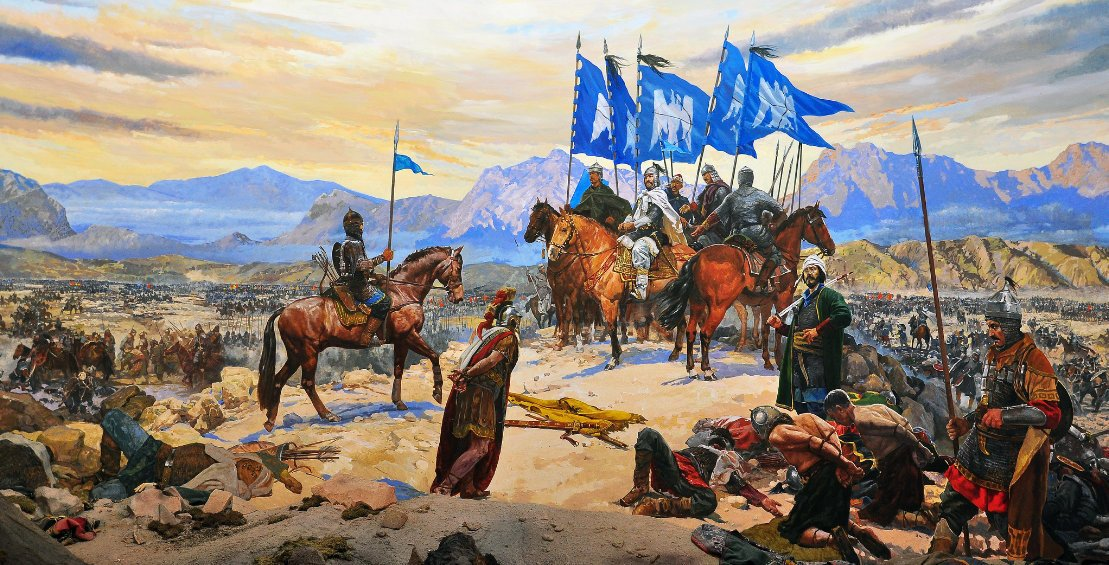 The-Battle-of-Manzikert-1071-and-the-Beginning-of-Seljuk-Dominance