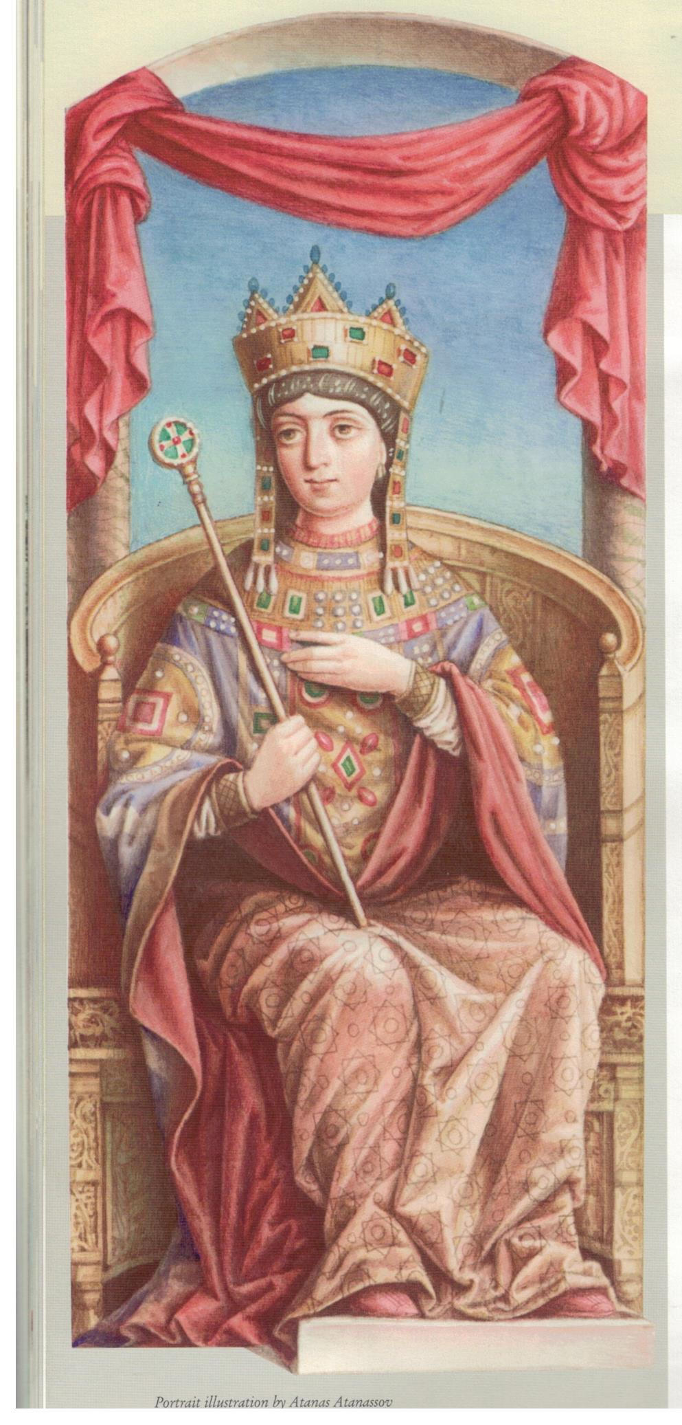Zoe-from-Rulers-of-the-Byzantine-Empire-published-by-KIBEA