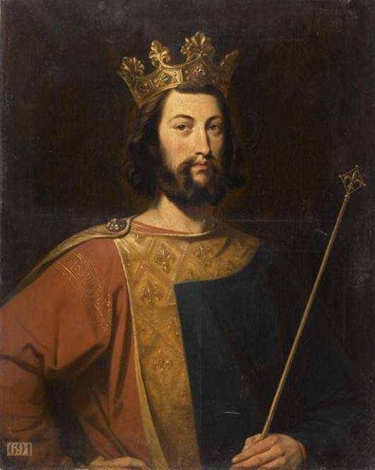 Decaisne_-_Louis_VII_of_France