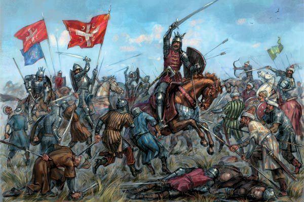Second-Battle-of-Kosovo-1448-1
