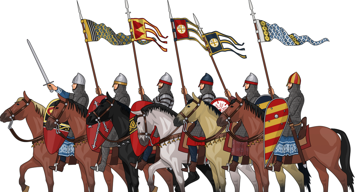 The-High-Middle-Ages_Medieval-Knights-on-Horsebacks_QBS_Main