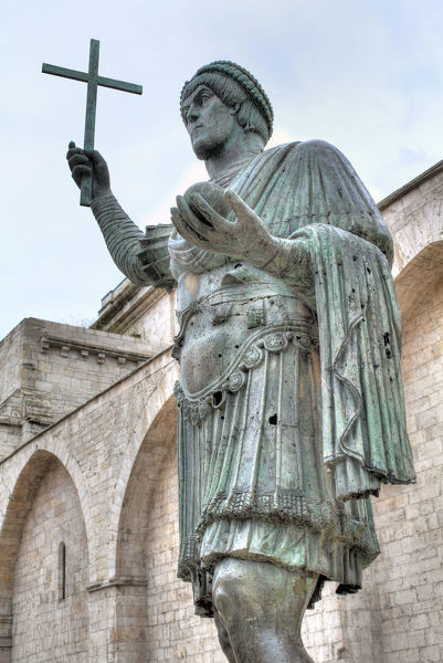 Colossus of Barletta, Barletta, Apulia, Italy