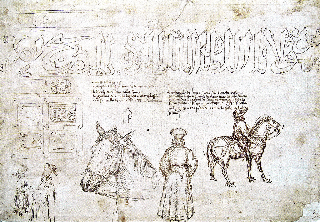 1024px-Sketches_of_John_VIII_Palaiologos_during_his_visit_at_the_council_of_Florence_in_1438_by_Pisanello