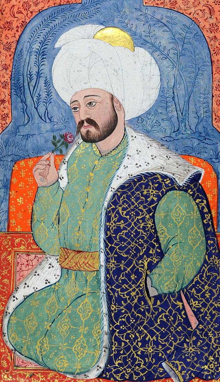 640px-Mehmed_I_miniature