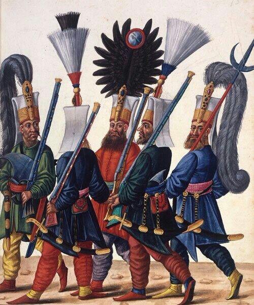 ottoman-jannisary